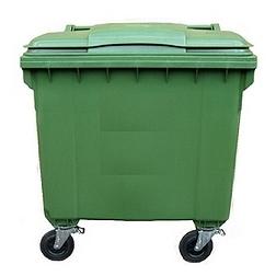 Jäteastia ja jätesäiliöt