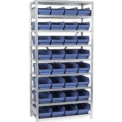 Bin cabinets&shelves