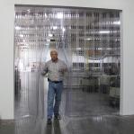 Muovilamelliverho Relief 2x200mm/metri
