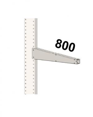 Uloke 800 mm/400 kg sinkitty