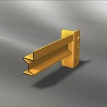 Kevytorsihyllyn vaakaorsi 1792 mm, 360 kg/taso käytetty