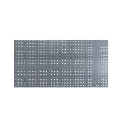 Seinään kiinnitettävä reikälevy 1500x600 zn, askel 38 mm