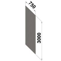 Reikälevytausta 3000x750
