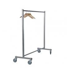 Clothes rack 1700x600x1690mm, 150kg