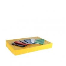 Muovipeite eurolavalle 1200x800x150 mm keltainen