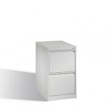 Riippukansiokaappi 2 laatikkoa 733x433x590mm, harmaa