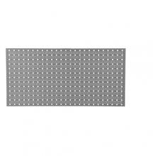 Seinään kiinnitettävä reikälevy 1950x900 mm, harmaa