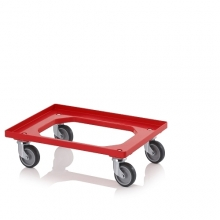 Tray trolley 620x420x100mm