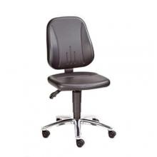 ESD Työtuoli Office keinonahkaa, korkeus 440-590 mm