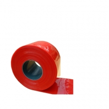 Welding curtain red 2x300mm/meter