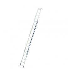 Kaksiosaiset jatkotikkaat Prof 8,43m, 2x15 askelmaa