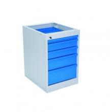 Drawer cabinet, 5 drawers 535x665x800
