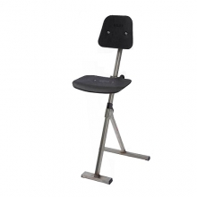 Stand aid stainless+pvc