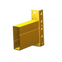Trukkihyllyn vaakapalkki 3300 mm, 3x805 kg Standard