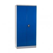 File cabinet, 4 shelves, 1950*1100*550, RAL7035/RAL5010