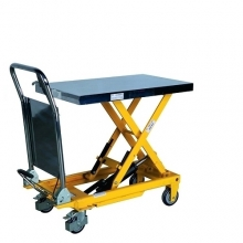 Lifting table with foot pump 300 kg