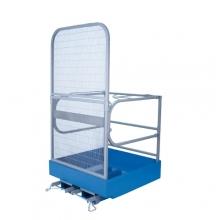 Henkilönostokori 1000x1000 mm/300 kg kokoontaitettava