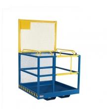 Henkilönostokori 1200x1200 mm/500 kg