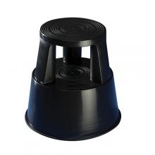 Rullajakkara musta muovista, Wedo
