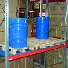 Drum tray f 3 drums 2580x1300x150