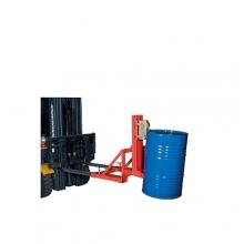 Drum grip unit for 1 drum 1 fat 830x710x1000 360 kg