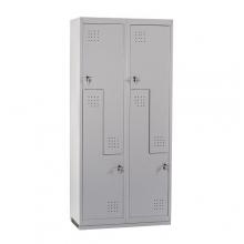 Z- peltikaappi 4-ovinen, 1820x800x450, koottava